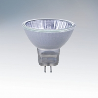 Лампа галогенная с алюминиевым отражателем MR 16 ALUM GU5.3
