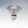 Лампа галогенная с прозрачным отражателем MR 16 CLEAR GU5.3